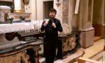 Arcore, in Sant'Eustorgio si andrà a messa nel week end con il bigliettino VIDEO