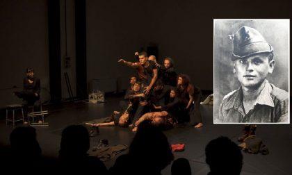 Le lettere del partigiano Arturo Arosio arrivano a teatro - VIDEO