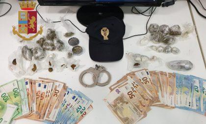 Brianzoli in trasferta a Milano per spacciare: arrestati