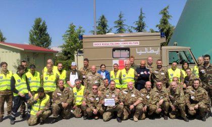 La Croce Rossa di Monza cerca nuovi militari volontari in congedo