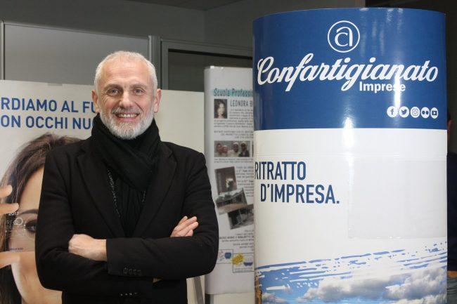 Domenico Garruto Benessere Apa Confartigianato MB