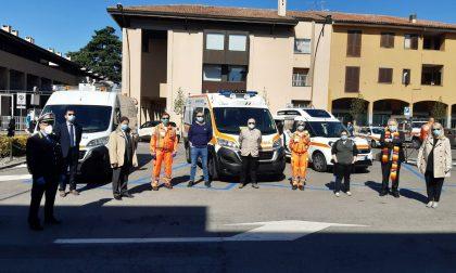 L'Avps ha inaugurato due nuovi mezzi di soccorso