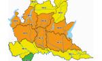 Allerta arancione della Protezione Civile per rischio temporali forti in Brianza