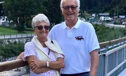 Le sue ceneri disperse nel suo amato lago di Como