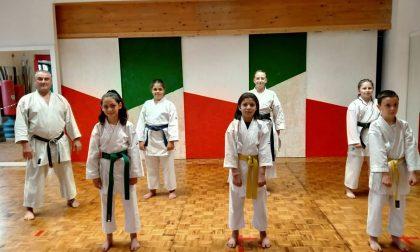 Mezzago brilla ai Campionati mondiali virtuali di karate