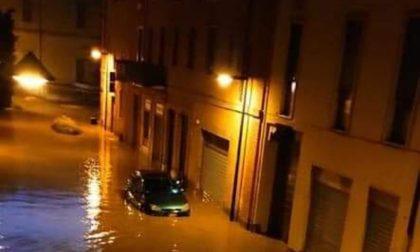 """Il sindaco di Arcore """"In un'ora e mezza è caduta la pioggia di un mese"""""""