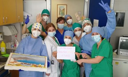 L'Ospedale di Carate da oggi è Covid-free