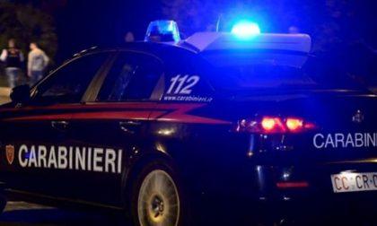 Monza: auto a fuoco nella notte