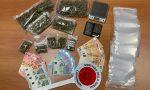 Fermato con 200 grammi di marijuana, 23enne arrestato dai Carabinieri