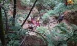 Cade nel dirupo mentre fa orienteering, è grave – FOTO E VIDEO