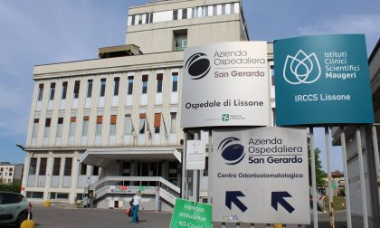 Chiude il reparto Covid-19 all'ospedale di Lissone – FOTO