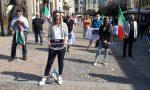 Foto e video della manifestazione di Fratelli d'Italia a Monza per il 2 giugno