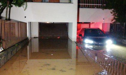 Maltempo: in Brianza oltre 50 richieste di intervento ai Vigili del fuoco FOTO