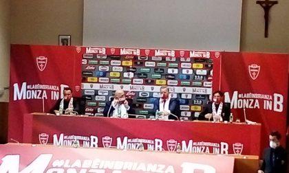 """Monza promosso in Serie B. Galliani """"Se si potrà festeggeremo il primo luglio"""""""