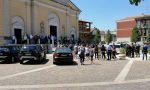 Cornate commossa dà l'ultimo saluto ad Angelo Belluscio FOTO
