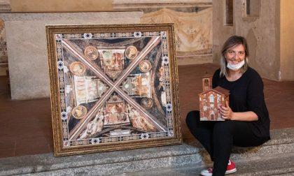 L'oratorio di Santo Stefano a Lentate riapre le sue porte
