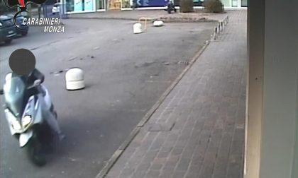 Ladro seriale di borse arrestato dai Carabinieri FOTO