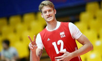 Vero Volley, un grande nome: preso Max Holt