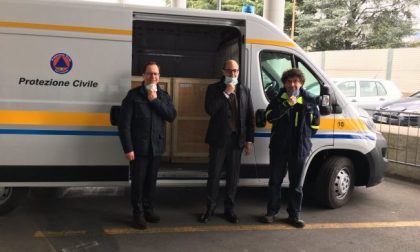 Giovannino D'Oro ad Aldo Fumagalli, l'imprenditore tenace che ha donato i ventilatori polmonari al San Gerardo