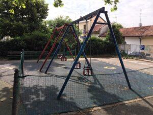 Tromba d'aria a Concorezzo: dopo i lavori riaprono i parchi