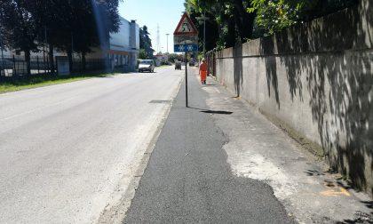Concluso il rifacimento delle fognature in via Milano a Desio