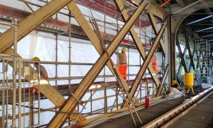 Nuova chiusura del Ponte di Paderno. Ma a che punto sono i lavori?