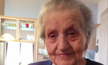 """Si è spenta a 108 anni la """"nonna"""" di Caponago"""