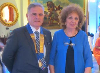 Nuovo presidente per il Rotary di Varedo e del Seveso