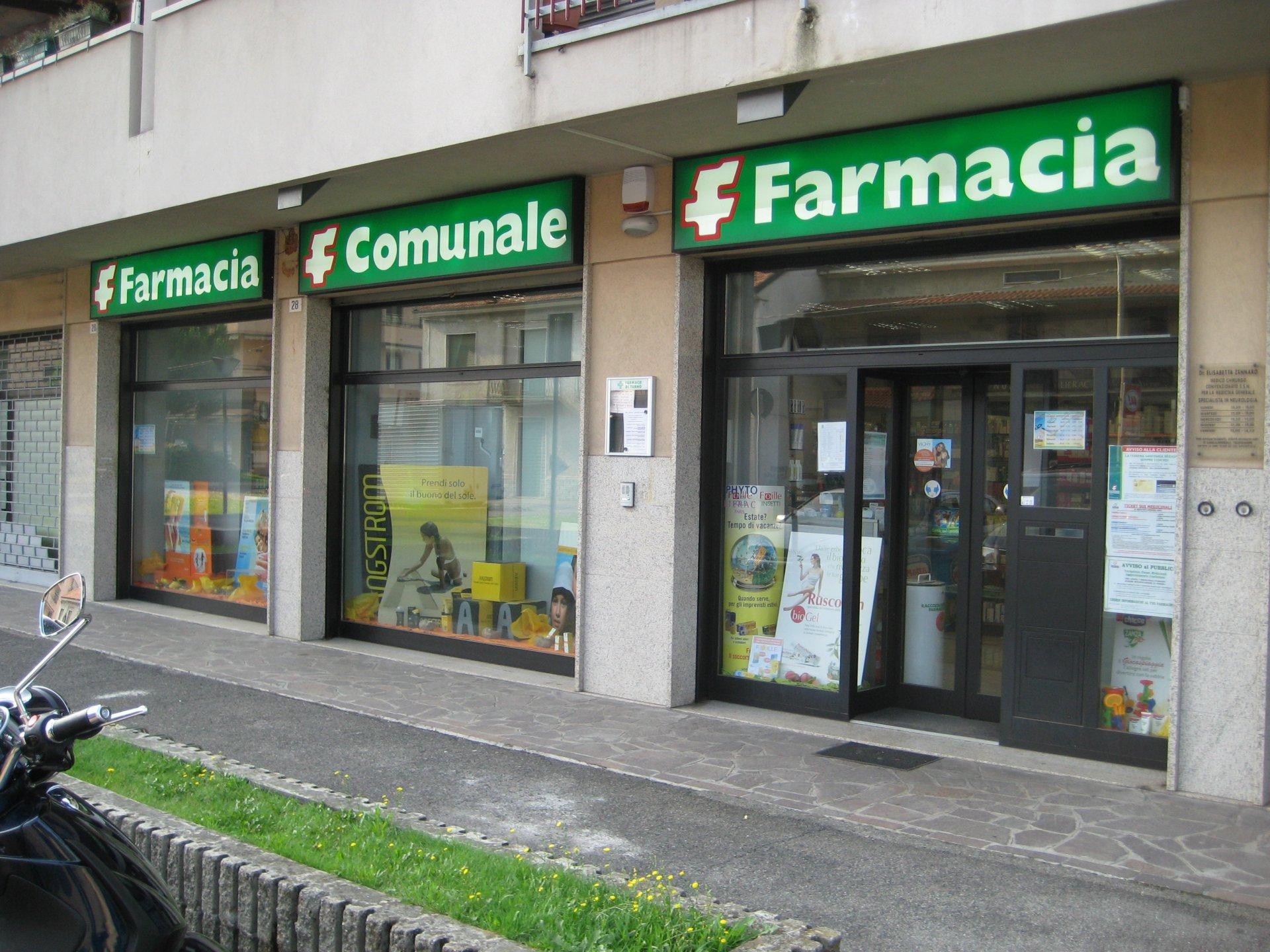 La farmacia comunale numero 3 a Lissone