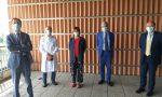 Dieci nuovi ventilatori polmonari per gli ospedali di Vimercate e Carate