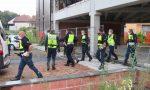 A Seregno sgomberato il rifugio dei disperati FOTO VIDEO
