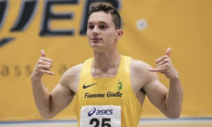 Filippo Tortu vince i 100 metri nel meeting di Résisprint, in Svizzera