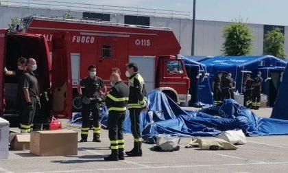 Tre giorni di esercitazione regionale per i Vigili del fuoco: simulato un evento meteorologico avverso