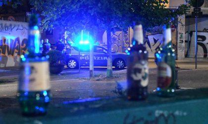 Altra notte di violenza a Monza: durante la lite si prendono a bottigliate FOTO