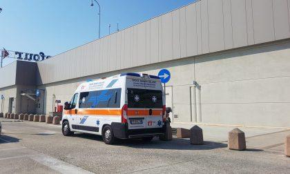 Infortunio sul lavoro a Giussano: soccorsa una 43enne per una scottatura