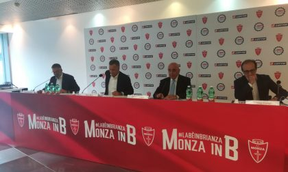 Monza, le nuove maglie per sognare la serie A