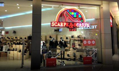 La nota catena Scarpe&Scarpe in difficoltà