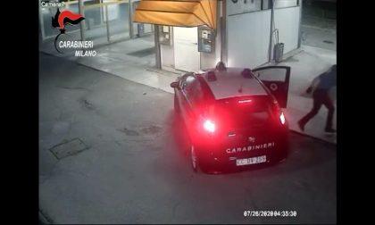 Tenta di svaligiare un autolavaggio: arrestato dai Carabinieri