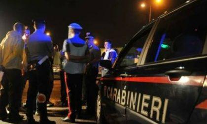 Giussano, provoca incidente e fugge: denunciato