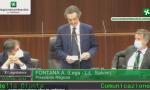 Il Governatore Fontana parla in Consiglio Regionale LA DIRETTA VIDEO