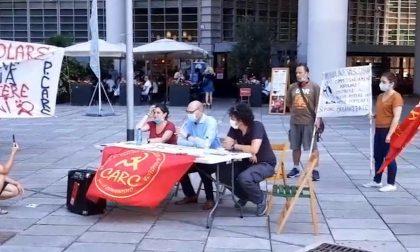 """""""Il consigliere regionale dei 5 Stelle a fianco di chi ha rivendicato il murales Fontana assassino"""""""