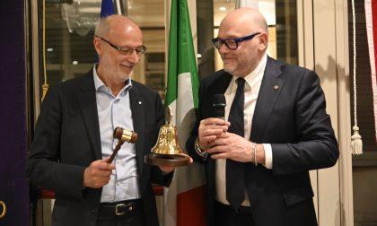 Lions Club Cesano Maderno Borromeo, Mario Donghi nuovo presidente