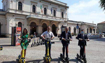 Monza: al via il servizio di monopattini elettrici in condivisione