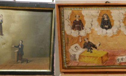 Carabinieri restituiscono 50 opere d'arte alle Diocesi campane