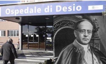 """""""Intitoliamo l'ospedale di Desio a Papa Ratti"""""""