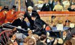 Oggi, 120 anni fa, re Umberto I veniva ucciso a Monza