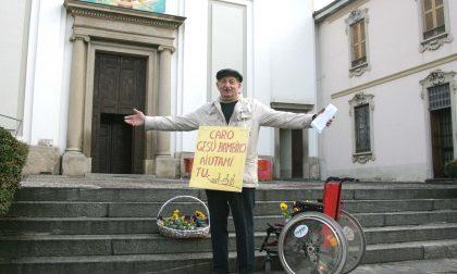 Arcore dice addio a Giulio Stucchi: una vita spesa per i diritti dei disabili