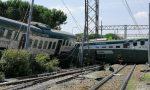 Deraglia un treno della linea Milano – Lecco FOTO VIDEO