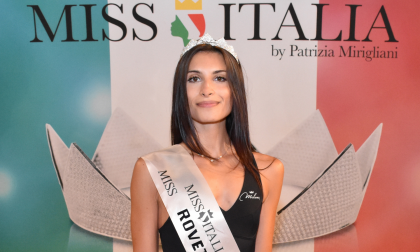 Selezioni Miss Italia Lombardia: la brianzola Gaia D'Amelio conquista la giuria