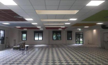 Seveso, alla primaria Toti ampliata la mensa e nuova aula didattica